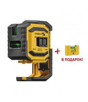 Акция! Уровень лазерный LAХ 300G + уровень Pocket Electric