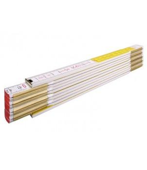 Метр складной деревянный, 2м х 16мм STABILA 617 01128