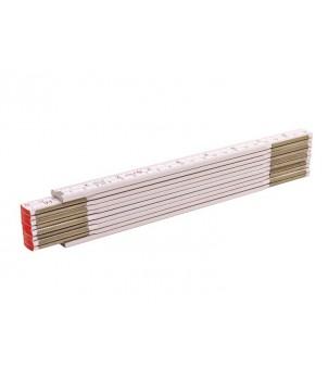 Метр складной деревянный, 2м х 16мм STABILA 1607 1134