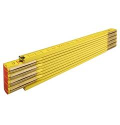 Метр складной деревянный, 2м х 16мм STABILA 907 01604