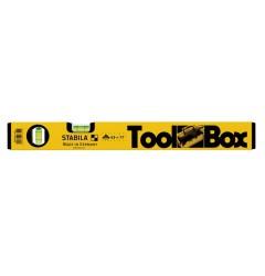 Строительный уровень, 43 см STABILA 70 Toolbox 16320