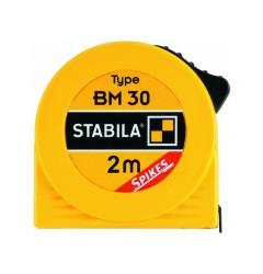 Рулетка измерительная, 8м х 25мм STABILA BM 30 SP 16452