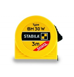 Рулетка измерительная, 3м х 16мм STABILA BM 30 W SP 16456