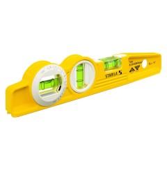 Строительный уровень литой магнитный, 25 см STABILA 81SV REM W360 16670, ST-16670, 6330 руб., ST-16670, , Тип 81, 82, 83