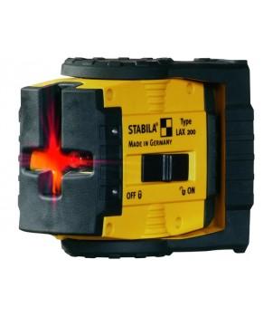 Лазерный построитель плоскостей STABILA LAX 200 Set 17282