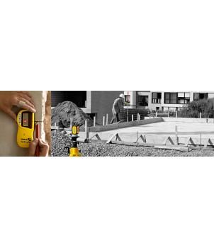 Лазерный построитель плоскостей STABILA LAX 200 Komplet Set + REC 210 17283