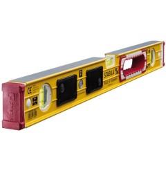 Строительный уровень с подсветкой, 60 см STABILA 196-2 LED 17392