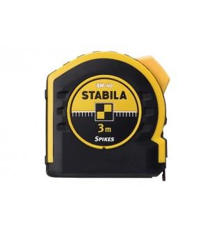 Карманная рулетка, 5м х 19мм STABILA BM 40 17740