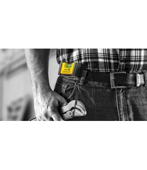 Уровень карманный STABILA Pocket PRO Magnetic  17768