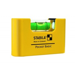 Уровень карманный STABILA Pocket Basic 17773, ST-17773, 755 руб., ST-17773, , Уровни специальные